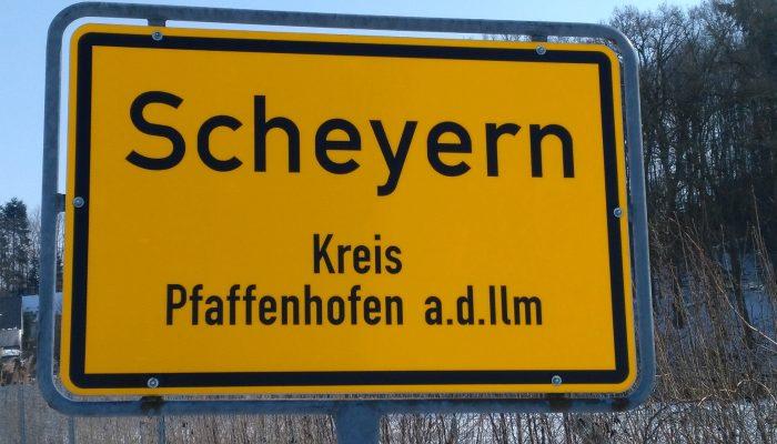 Besuch aus Geisenfeld!