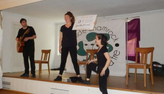 """Delightful Dublin"" – Delightful Wilde Shamrock Touring Theatre"