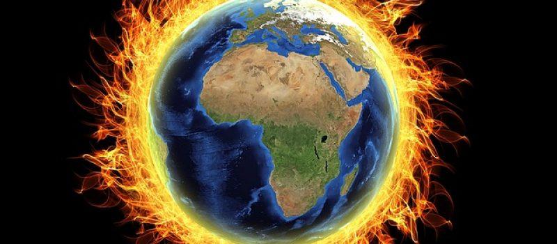 Mathe ist nicht mehr wichtig, wenn die Erde brennt!